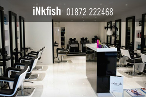 The very best hair & beauty experience in Cornwall | iNkfish Hair Design Group