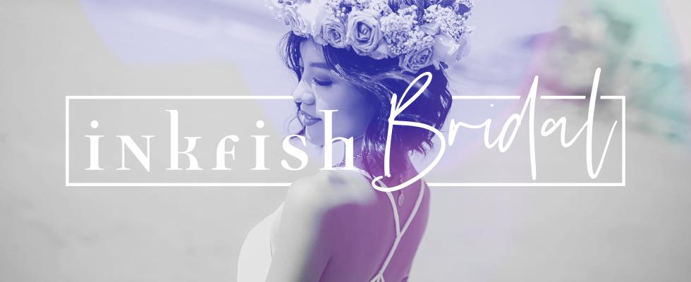 Inkfish Web BannersBridal
