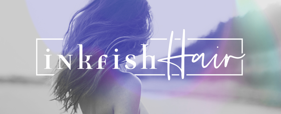 Inkfish Web BannersHair