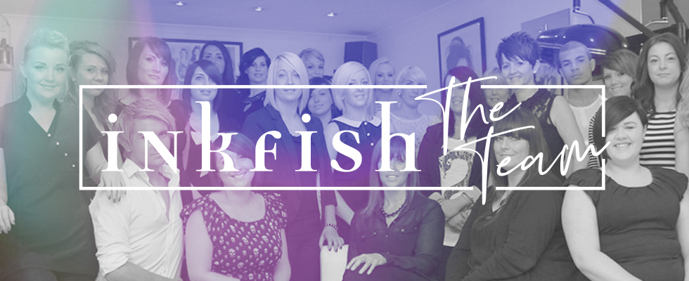 Inkfish Web BannersThe Team