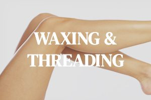Inkfish web images 300x200Waxing & Threading