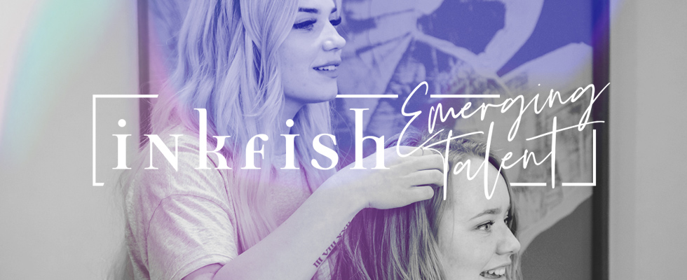 Inkfish Hair & Beauty Cornwall Emerging Talent