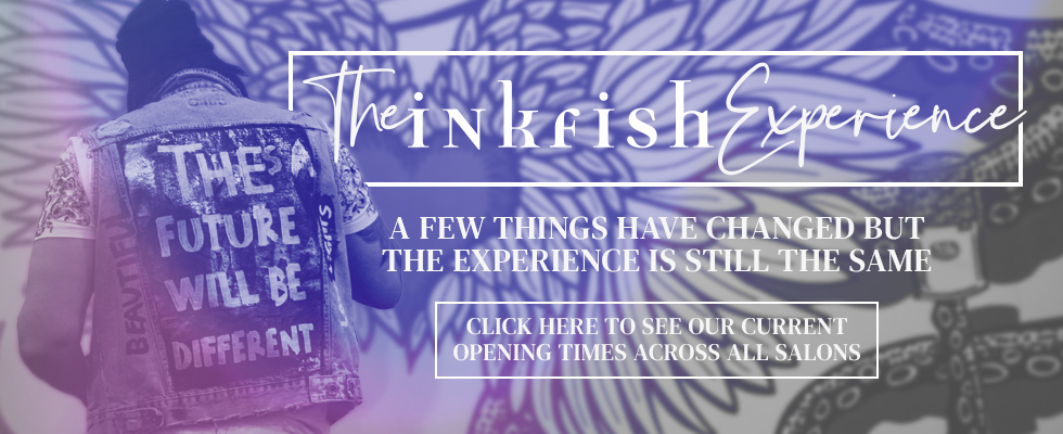 The Inkfish Expeience 2021 banner